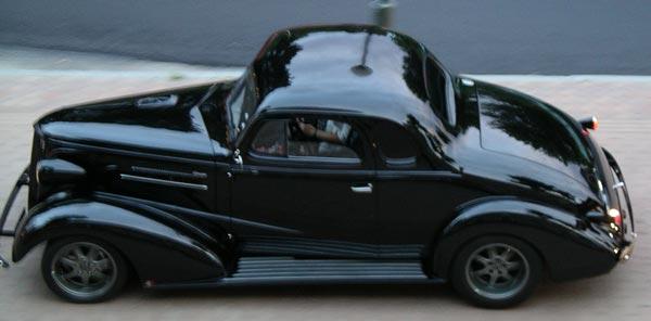 En till snygg bil