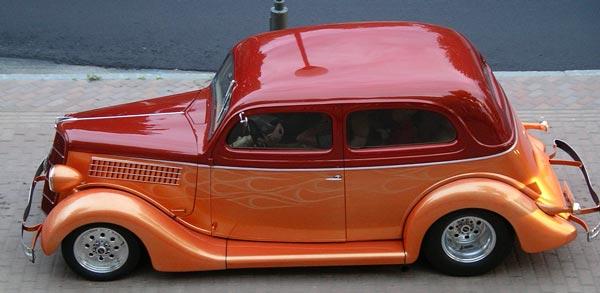 Snygg bil