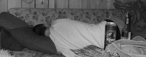 Sover, igen